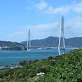 写真: 多々羅大橋