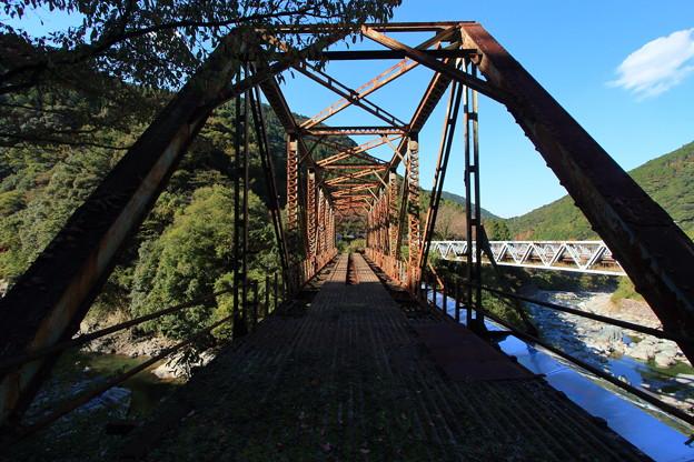 別子21-鉄橋