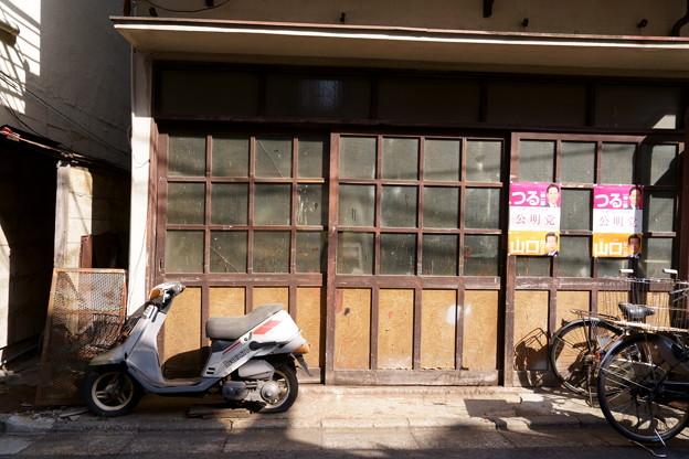武蔵小山 引き戸