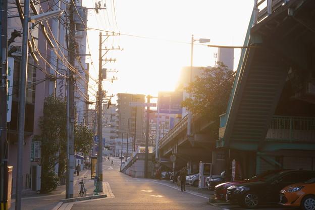 Photos: 荒神陸橋1