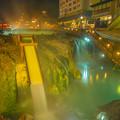 草津 湯滝夜景