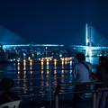 神戸の夜景をあとにして