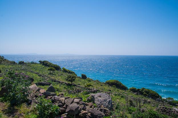 生月島の海の美しさ
