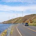 写真: 道北への旅路