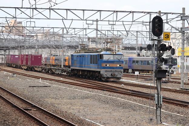 EF510機関車