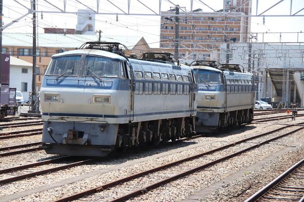 EF66機関車