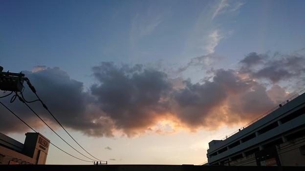 台風一過、よりによって瀬戸内、九州に行くなんて…
