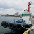 Photos: デカい船