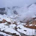 写真: 地獄谷