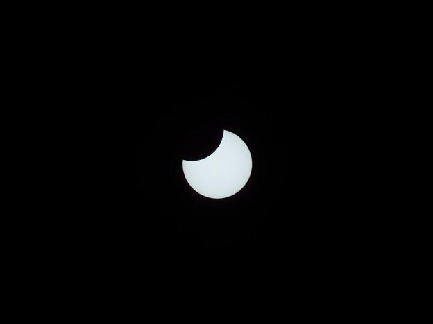 H30.1.6部分日食