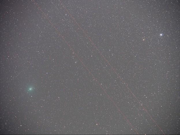 ウィルタネン彗星(12月27日)