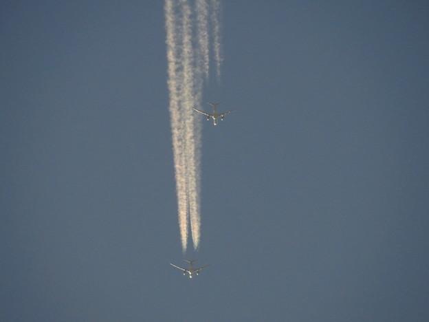 一万メートル上空の競争 (3)