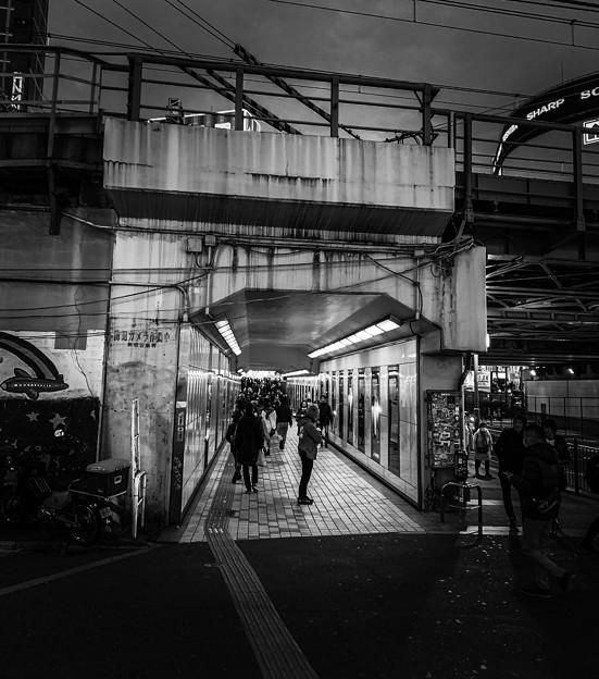 新宿 2019-02-10 17.33