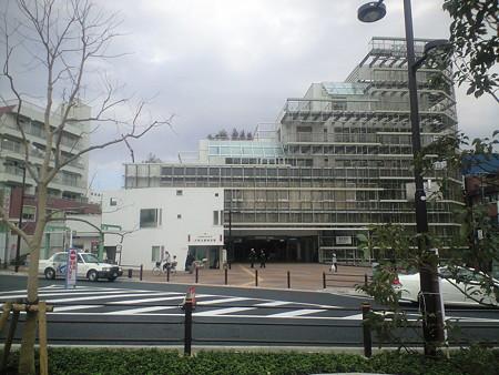 大岡山駅 全景