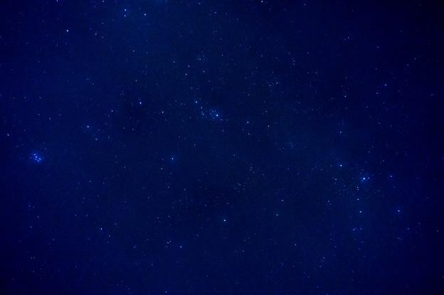 星が出てきた