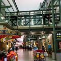 Photos: トロント空港に到着