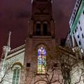 Photos: 何教会?