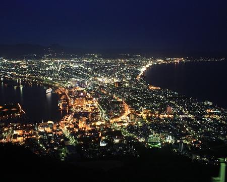 函館夜景 500KB版