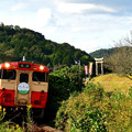 写真: ノスタルジー車両