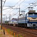 写真: EF66 27