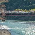 写真: 球磨川第2橋梁