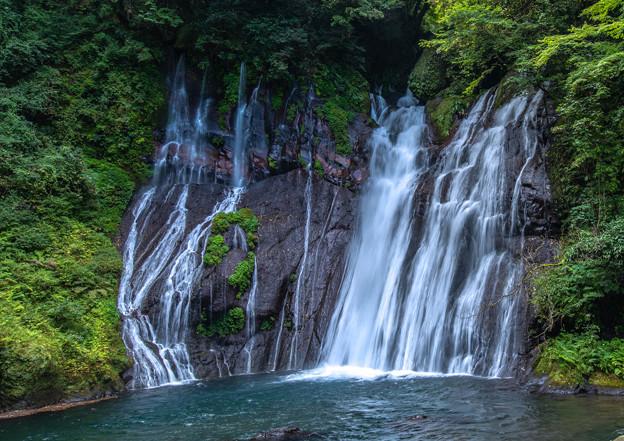 Photos: 白水(しらみず)の滝