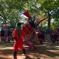 Photos: 獅子舞う