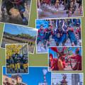 妙見祭 collage