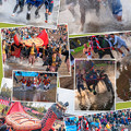写真: 妙見祭collage2