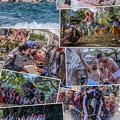 Photos: 祭りイベントcollage