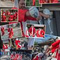 Photos: 甘酒祭り collage