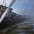 写真: 南関町消防出初め式