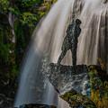 Photos: 黄牛の滝にて