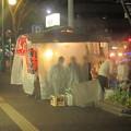 博多駅前のラーメン屋台