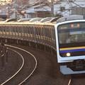 Photos: 回273M 209系千マリC407+C429編成 8両