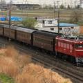 回9121レ ED75 758+旧型客車 5両