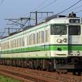 Photos: 446M 115系新ニイN15+N30編成 6両