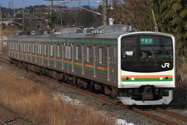 656M 205系宮ヤマY9編成 4両