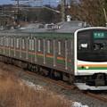Photos: 656M 205系宮ヤマY9編成 4両