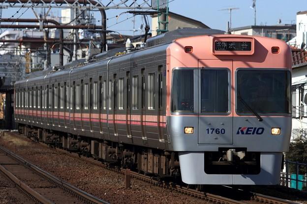 320レ 京王1000系1760F 5両