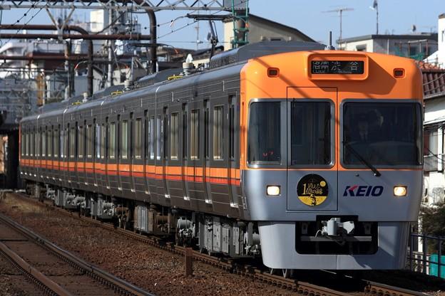 324レ 京王1000系1756F 5両