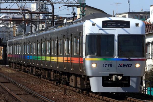 326レ 京王1000系1779F 5両