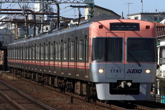 328レ 京王1000系1781F 5両