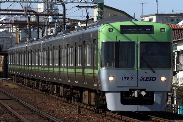 070レ 京王1000系1782F 5両