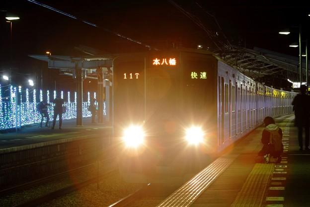 2872レ 都営10-000形10-280F 8両