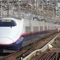 Photos: 260B E2系仙セシJ63+E3系仙カタL70編成 17両