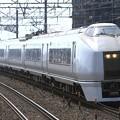 Photos: 9531M 651系水カツK105編成 7両