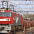 Photos: 5097レ EH500 75+タキ+トキ