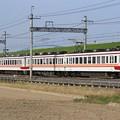 Photos: 240レ 東武6050系6156F+6163F 4両