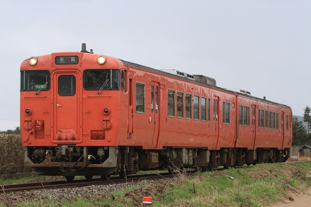 541D キハ47-27+キハ47-1091